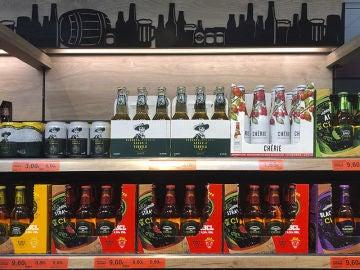 Mercadona lanza nuevos botellines de sidra y vende más de 30.000 unidades al día