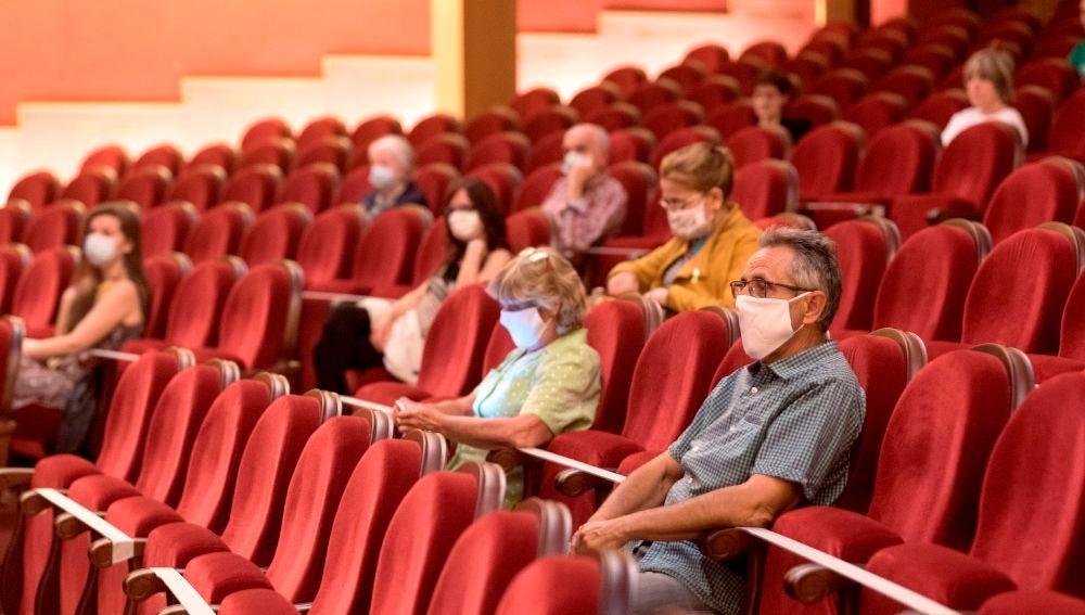 La sensación de higiene y seguridad en los cines duplica a la que sienten los clientes de tiendas y restaurantes