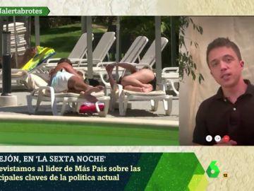 Íñigo Errejón en laSexta Noche