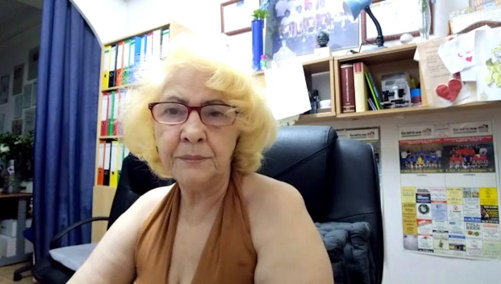 """El mensaje de la presidenta del Defensor del Paciente: """"Lo ocurrido en las residencias es un genocidio que me recuerda al de los nazis"""""""