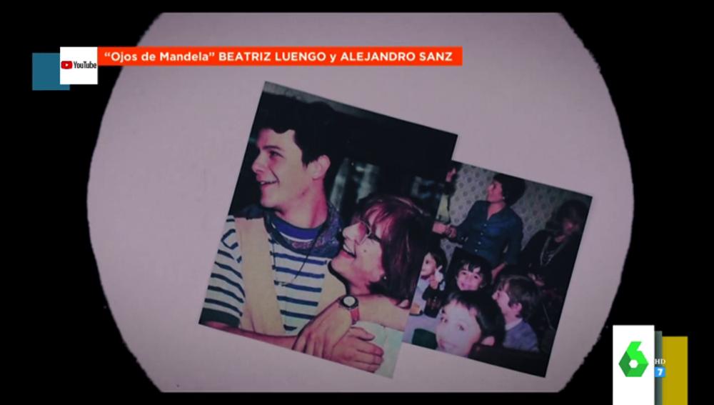 Este es el emocionante videoclip de 'Ojos de Mandela', el nuevo single de Alejandro Sanz y Beatriz Luengo