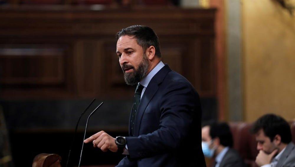 Moción de censura Vox: Todo lo que debes saber sobre la moción de censura de Vox contra el Gobierno de Pedro Sánchez