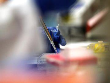 Imagen de archivo de un laboratorio de investigación