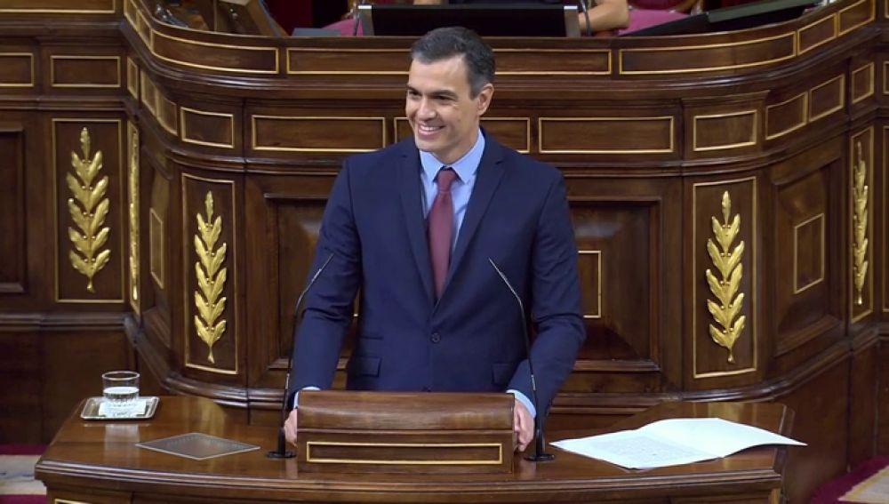 """El efusivo aplauso de Vox tras el repaso de Sánchez al auge de la ultraderecha en Europa: """"Se agradece que lo reconozcan"""""""