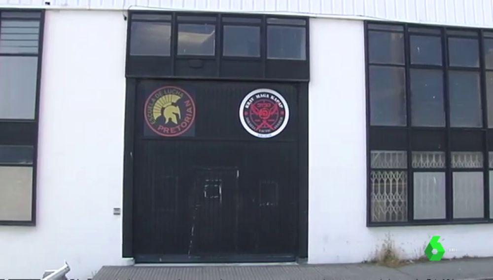 Imagen del gimnasio de Arteixo