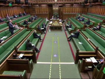 Imagen del Parlamento de Reino Unido
