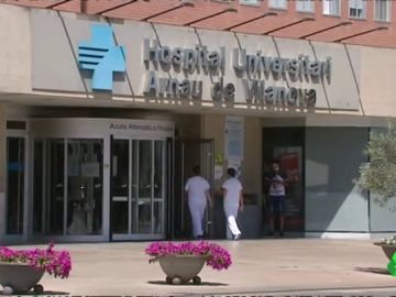 Imagen del Hospital Arnau de Vilanova