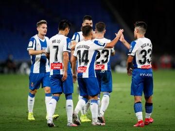 Futbolistas del Espanyol