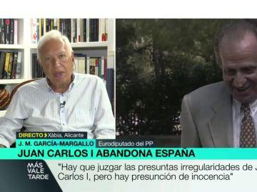El eurodiputado Jose Manuel García-Margallo
