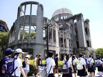 75 años de la bomba atómica de Hiroshima: hablan los supervivientes de aquel día