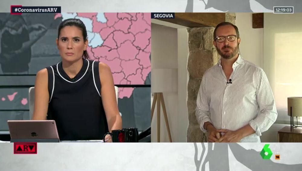 """Maroto, sobre Podemos y Juan Carlos I: """"Les gustaría saber dónde está para hacerle un escrache"""""""