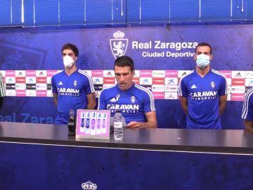 Futbolistas del Real Zaragoza
