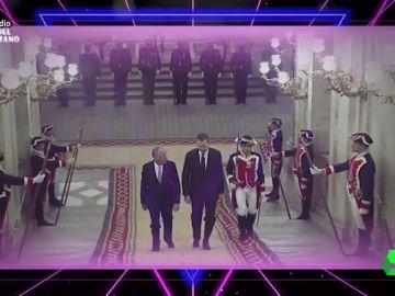 """La explicación de Jorge Ponce a los ciudadanos del futuro sobre la existencia de la monarquía: """"Era una especie en peligro de extinción"""""""