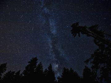 Cómo fotografiar la lluvia de estrellas de las Perseidas