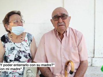 Leonardo, a la espera de reencontrarse con su padre 84 años después: fue fusilado por el franquismo en 1936