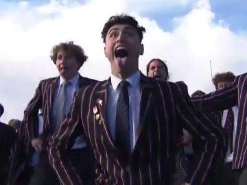 Haka universitaria neozelandesa