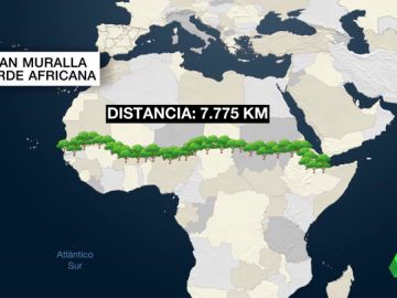 La gran muralla africana