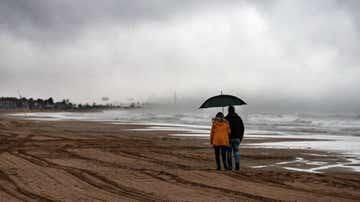 Una masa de aire polar bajará las temperaturas hasta diez grados en España