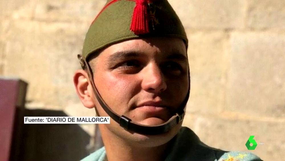 Procesados cuatro mandos y cuatro legionarios por encubrir la muerte por un disparo del soldado Alberto Jiménez
