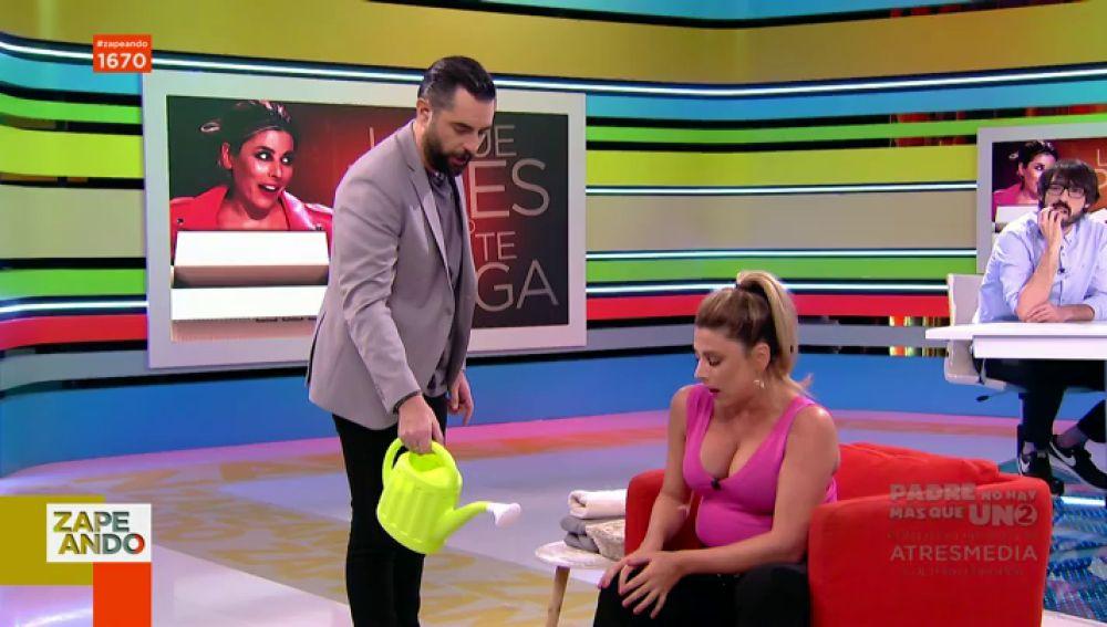 Dani Mateo y Valeria Ros