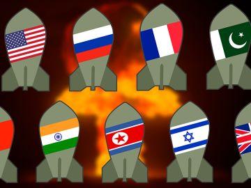 Día Internacional Contra los Ensayos Nucleares | Esta es la situación actual del armamento nuclear en el mundo