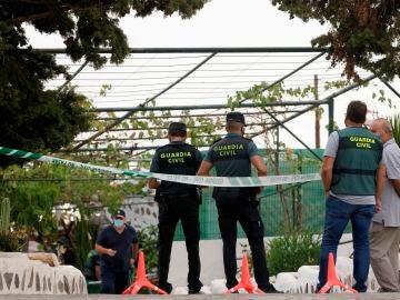 La Guardia Civil investiga el hallazgo de dos cadáveres en una vivienda de Adeje (Tenerife)