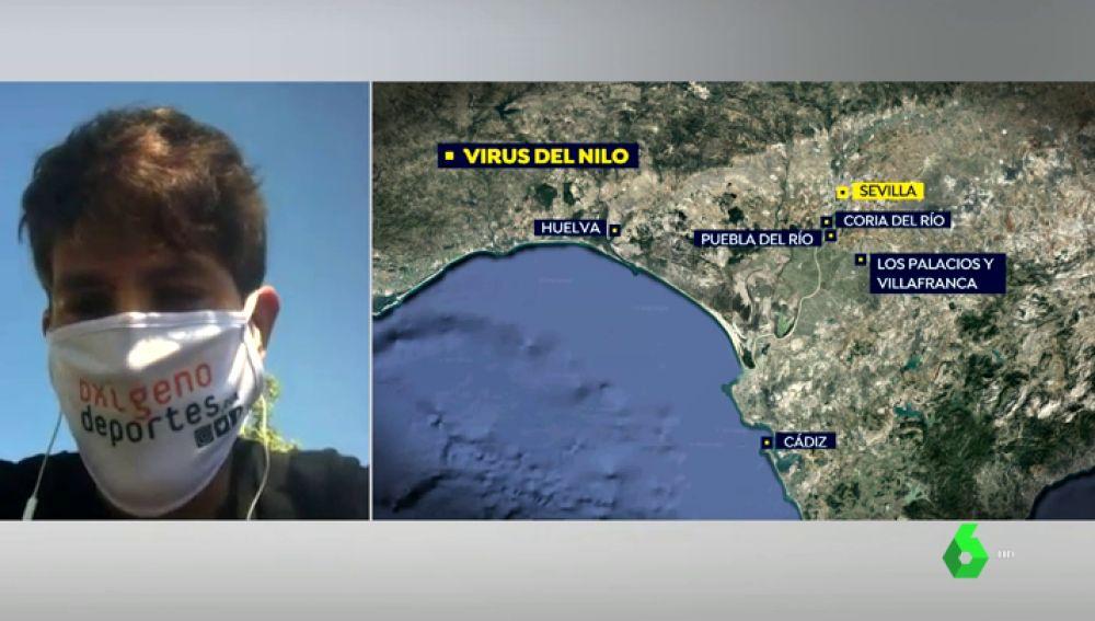"""Habla el hijo del tercer fallecido por el Virus del Nilo en España: """"Los médicos me dijeron llorando que es muy letal y que no tiene cura"""""""