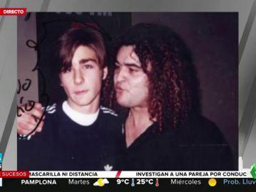 La fotografía que muestra el increíble parecido de un jovencísimo El Sevilla con David Bisbal