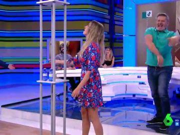 Miki Nadal sigue imparable: Anna Simon y Valeria Ros, nuevas víctimas de sus retos en directo