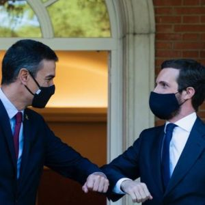 laSexta Noticias 20:00 (02-09-20) Casado mantiene el 'no' a los presupuestos y a la renovación de las instituciones tras reunirse con Sánchez