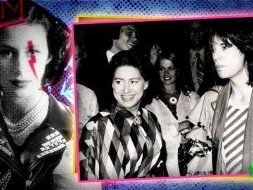 La apasionante vida de la princesa Margarita: de su rebeldía a su romance con Mick Jagger, con canción de los Rolling incluida
