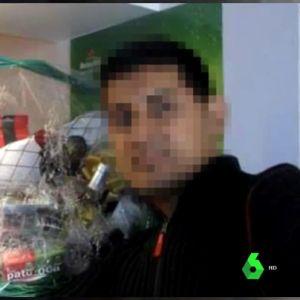 Imagen del pederasta que ha quedado en libertad en Tudela