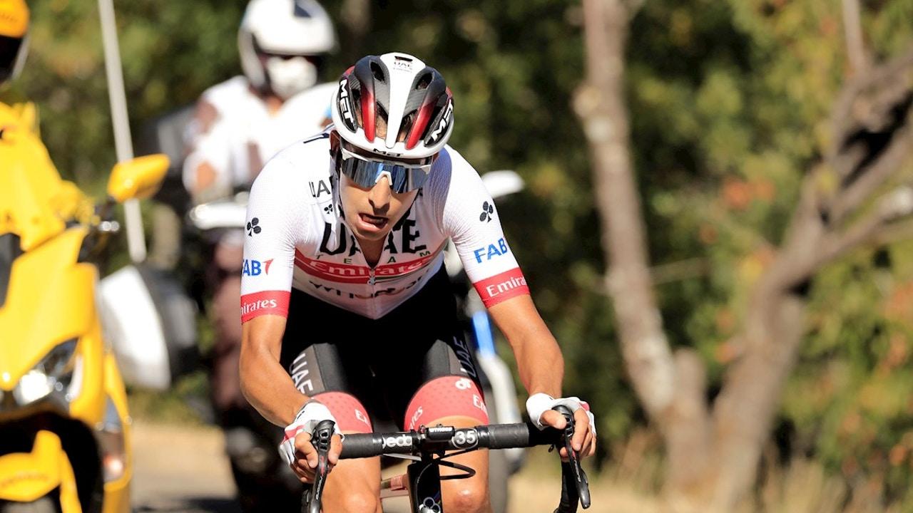 Fabio Aru, en el Tour