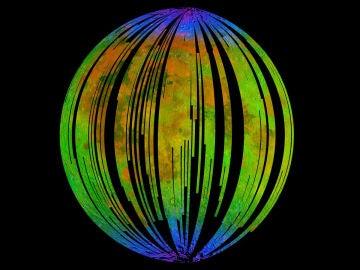 La NASA descubre que la Luna está oxidada e intenta averiguar por qué