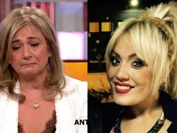 La madre de Marta Calvo