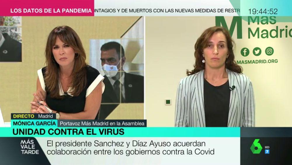 Mónica García en MVT