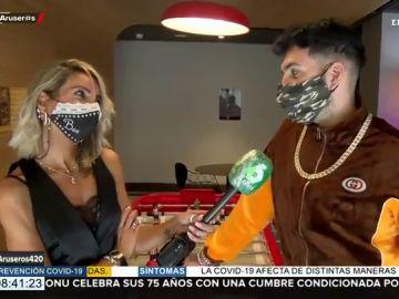 Bea Jarrín entrevista a Omar Montes