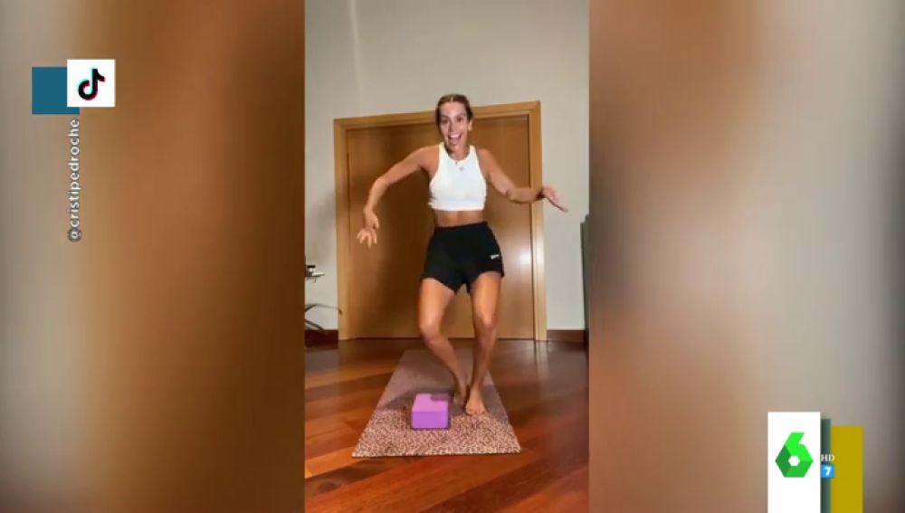 Cristina Pedroche se suma al 'Fernando Challenge': el último reto viral de Tik Tok promovido por Alonso