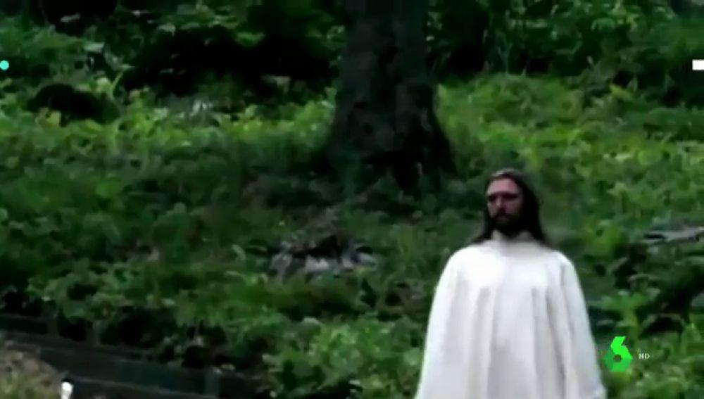 Sergei Torop, el líder de una secta religiosa que asegura ser la reencarnación de Jesús