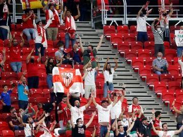 Aficionados del Sevilla