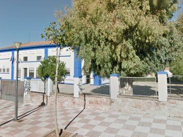 El CEIP Manuel Andújar, en Jaén, donde han ocurrido los hechos