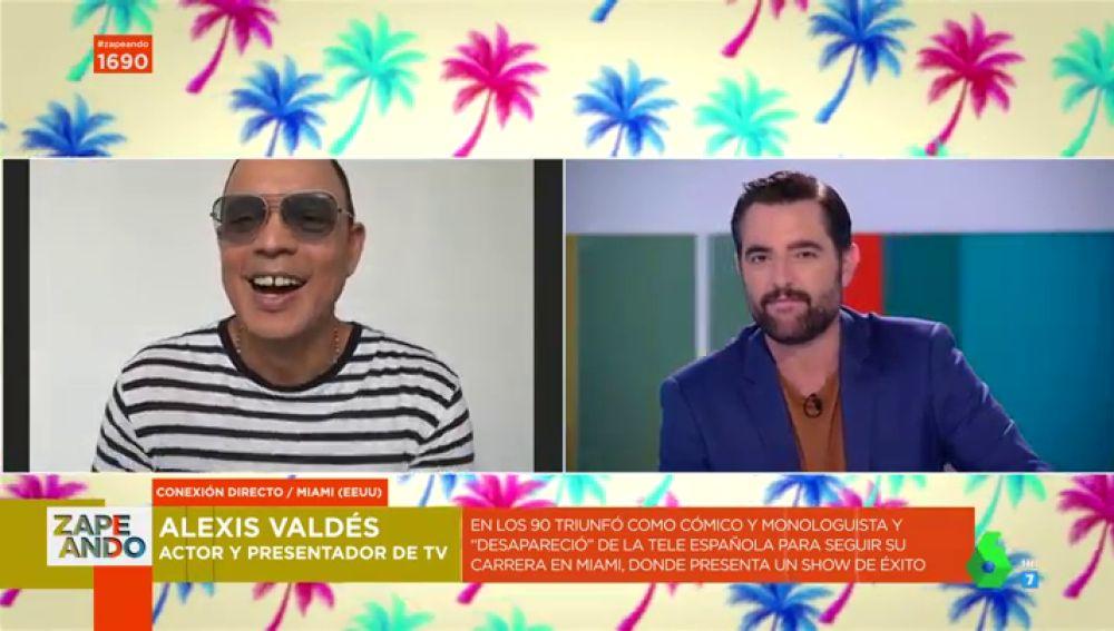 """Alexis Valdés desvela por qué desapareció de la televisión en España: """"Ya no sé si algún día regresaré"""""""