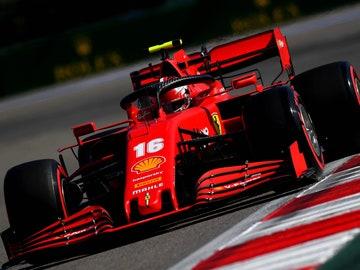 Los Ferrari vuelven a encontrarse lejos de la cabeza