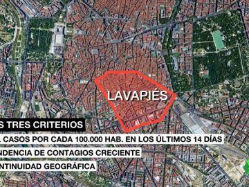 """Los comerciantes celebran el no-cierre de Lavapiés: """""""""""