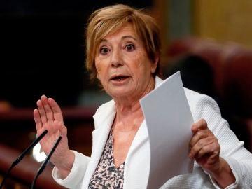 La exdiputada del PP Celia Villalobos