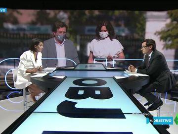 Illa explica por qué Sanidad y la Comunidad de Madrid celebraron dos ruedas de prensa diferentes a la vez para informar de la situación