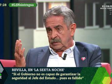 """Revilla, sobre la ausencia del rey en el CGPJ: """"No me extrañaría que se haya hablado en las conversaciones que entre ERC y España"""""""