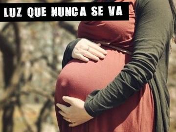Imagen de una mujer embarazada