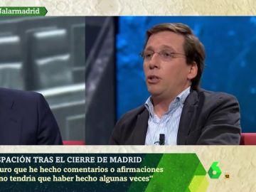 José Luis Martínez-Almeida en laSexta Noche