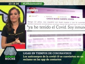 Boticaria García responde en laSexta Noche